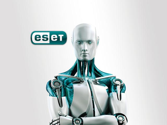 Seriales para nod32 update 06 de febrero 2014 Smart_Eset_Nod32_Robot_and_Logo_HD_Wallpaper-Vvallpaper.Net