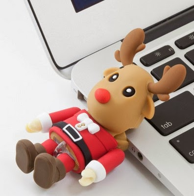 Deer USB flash drive