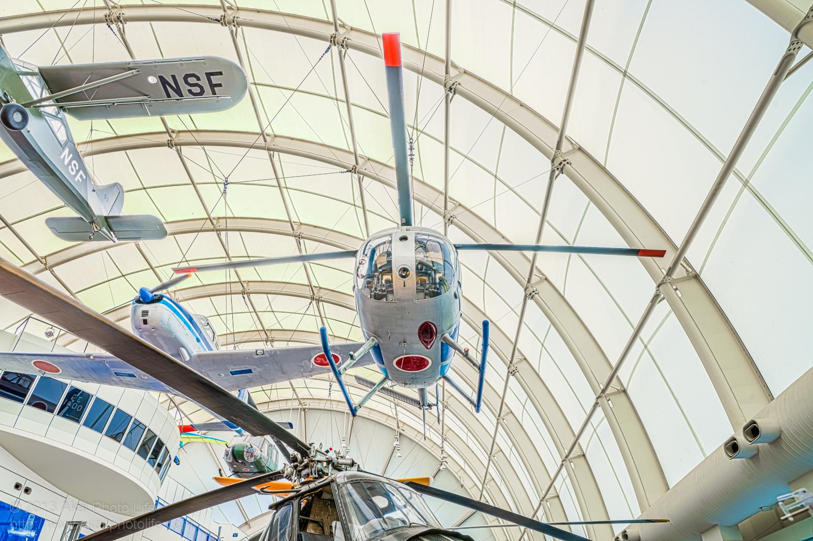 ヒューズ OH-6Jの写真