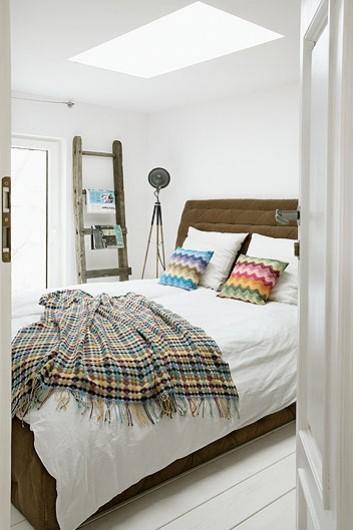 Dormitorio principal del loft