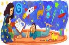 Google Argentina celebra el Día de la Madre con un doodle