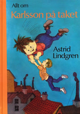 Karlson on the Roof by scandinavian writer Astrid Lindgren