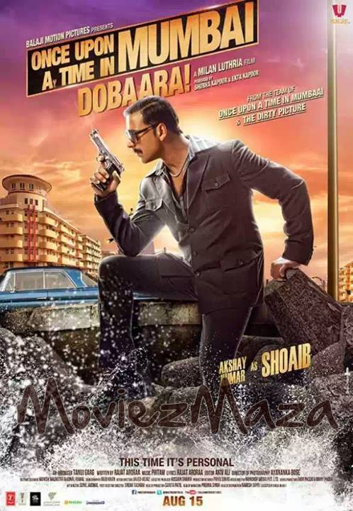 Once Upon ay Time in Mumbai Dobaara (2013) Full Online Movie