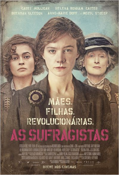 As Sufragistas – Dublado (2015)