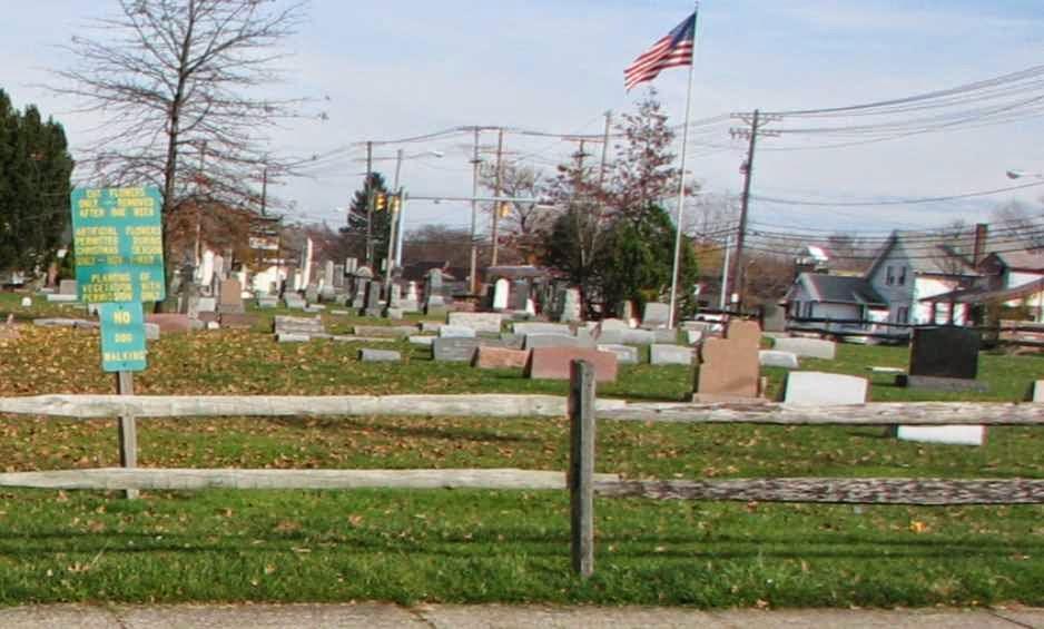 Coe Ridge Cemetery