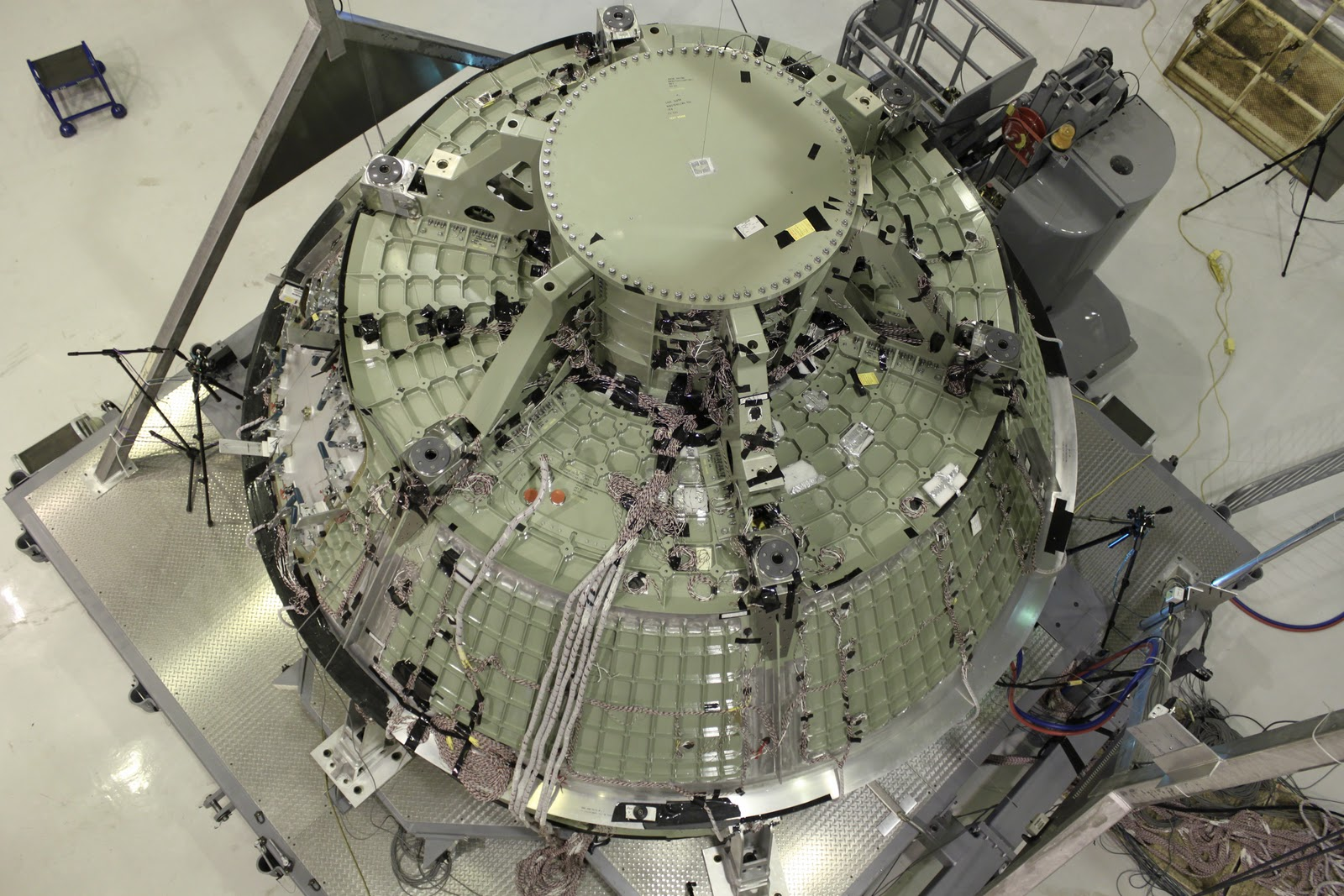 orion spacecraft - photo #13