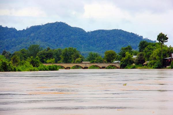 Las 4000 islas del Mekong (Laos)