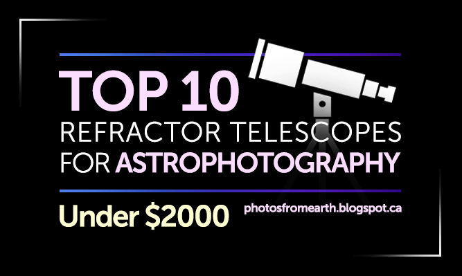 What telescope should I buy under 2000 dollars?