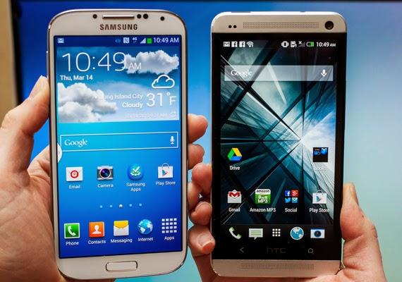 Samsung dan Apple smartphone terbaik