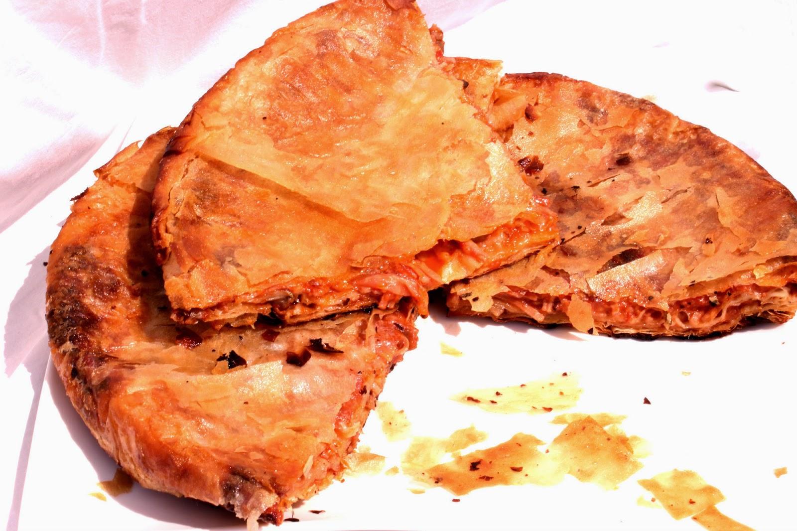 Pizza burek video recept