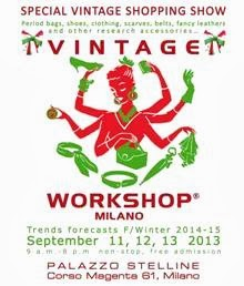 36th VINTAGE WORKSHOP Milano