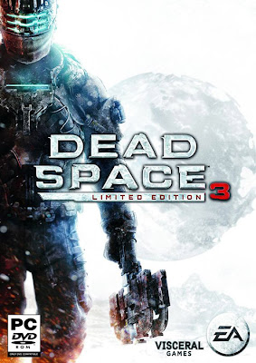 Dead Space 3 PC Cover