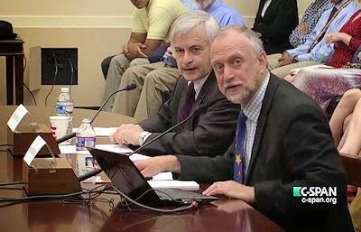 Seth Shostak & Dan Werthimer at Congressional Hearing 5-21-14