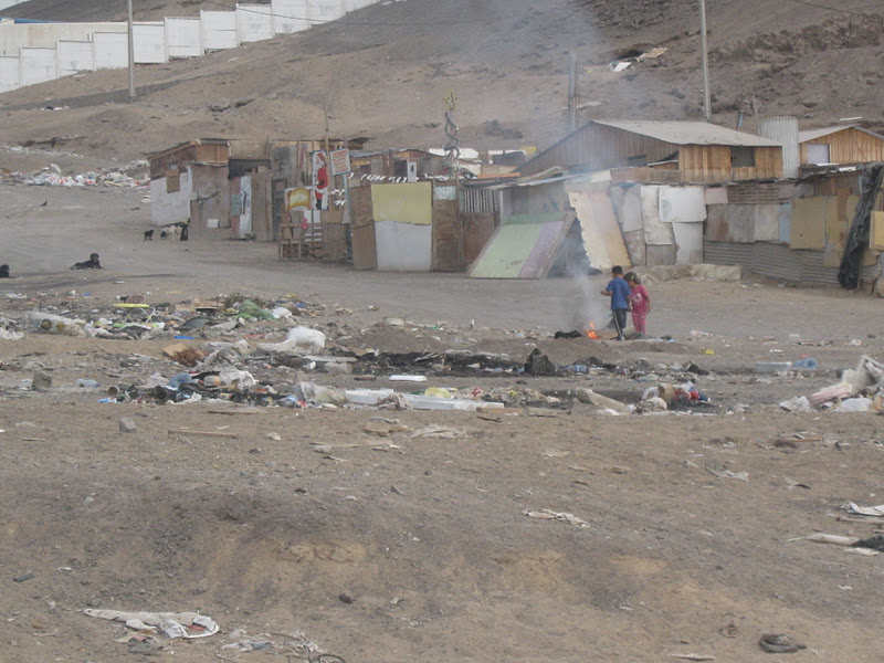Canchas antofagasta s o s cancha totalmente abandonada for Vivero antofagasta