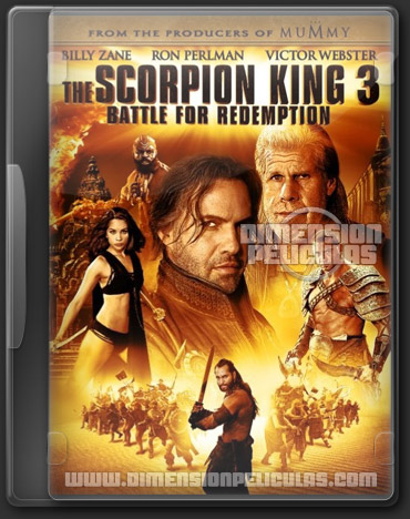 El Rey Escorpion 3 (BRRip HD Ingles Subtitulado) (2011)
