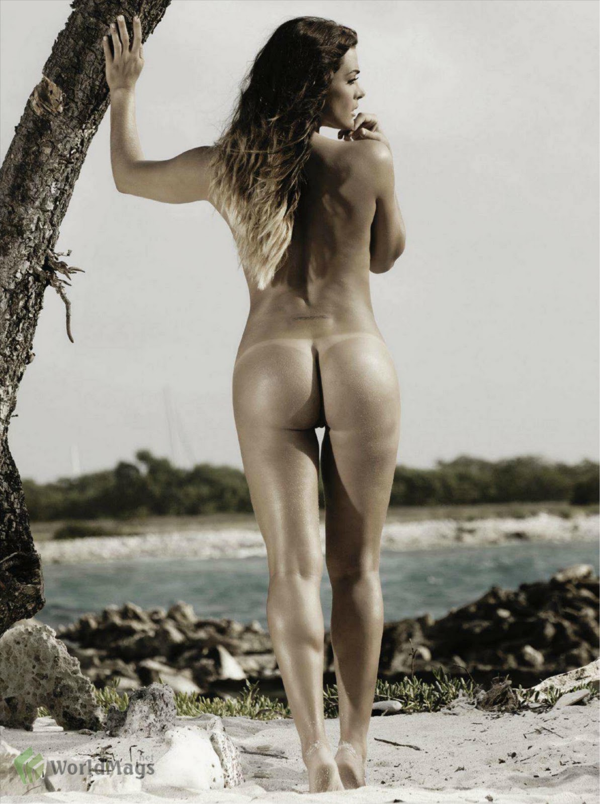 Christina Dieckmann For Playboy Venezuela October