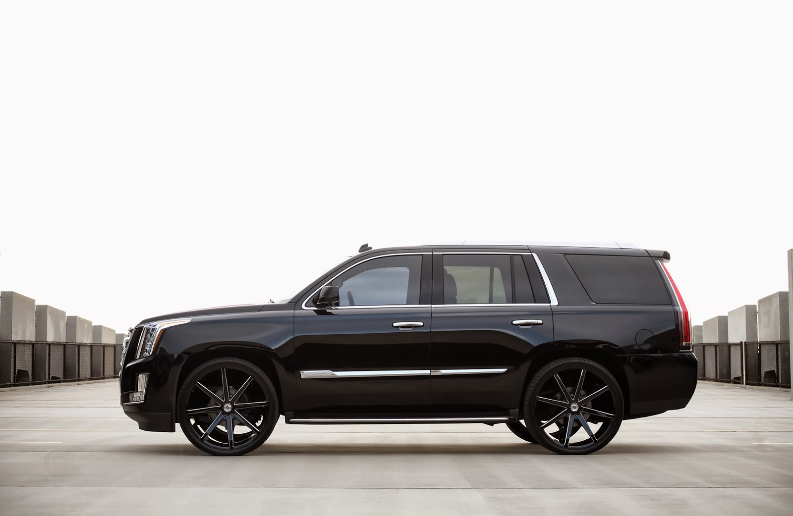 Cadillac On 26 Inch Rims : Cadillac escalade on inch rims autos post