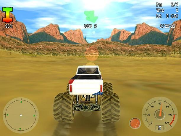 monstertruck games