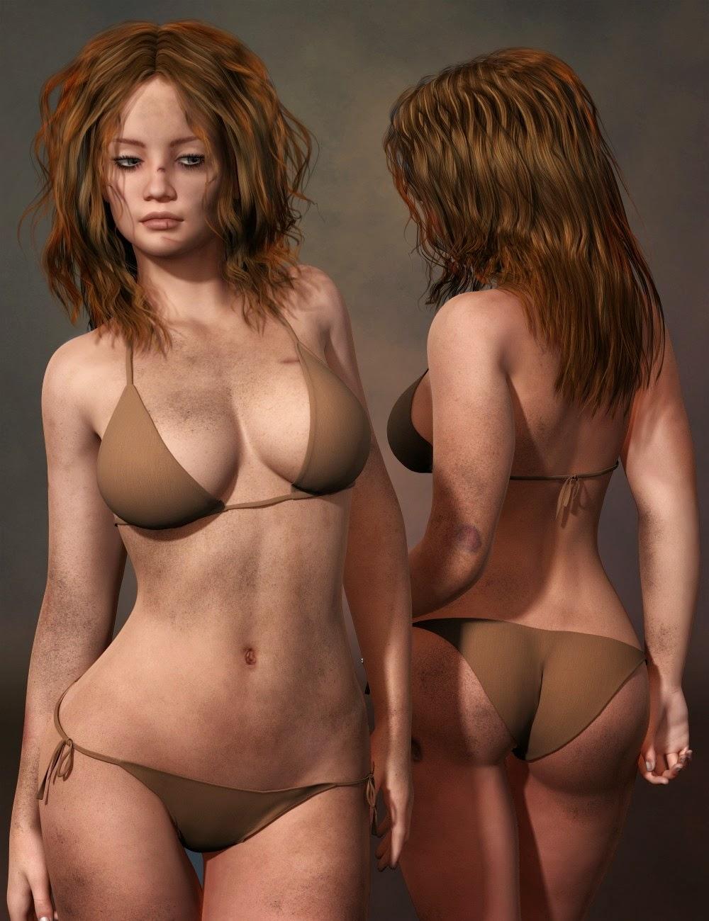 3d Models - LY Sophie