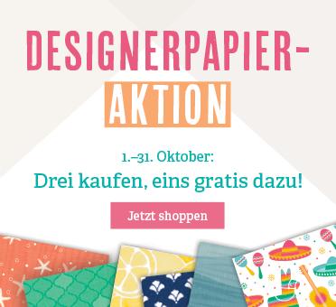 Designerpapier-Aktion bei Stampin' Up!