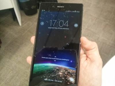 Snapdragon 800 di Sony Xperia Z Ultra Smartphone