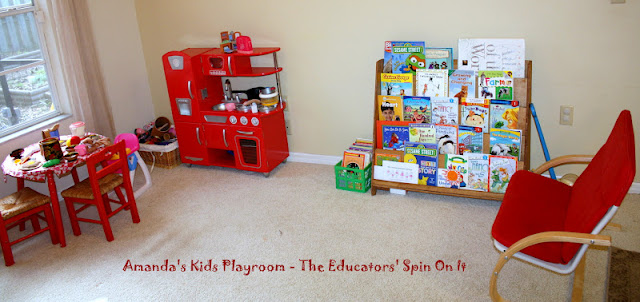 Toy Organization for Toddlers and Preschoolers from The Educators' Spin On It