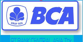 Info Lowongan Kerja Terbaru PT.BANK CENTRAL ASIA Tbk