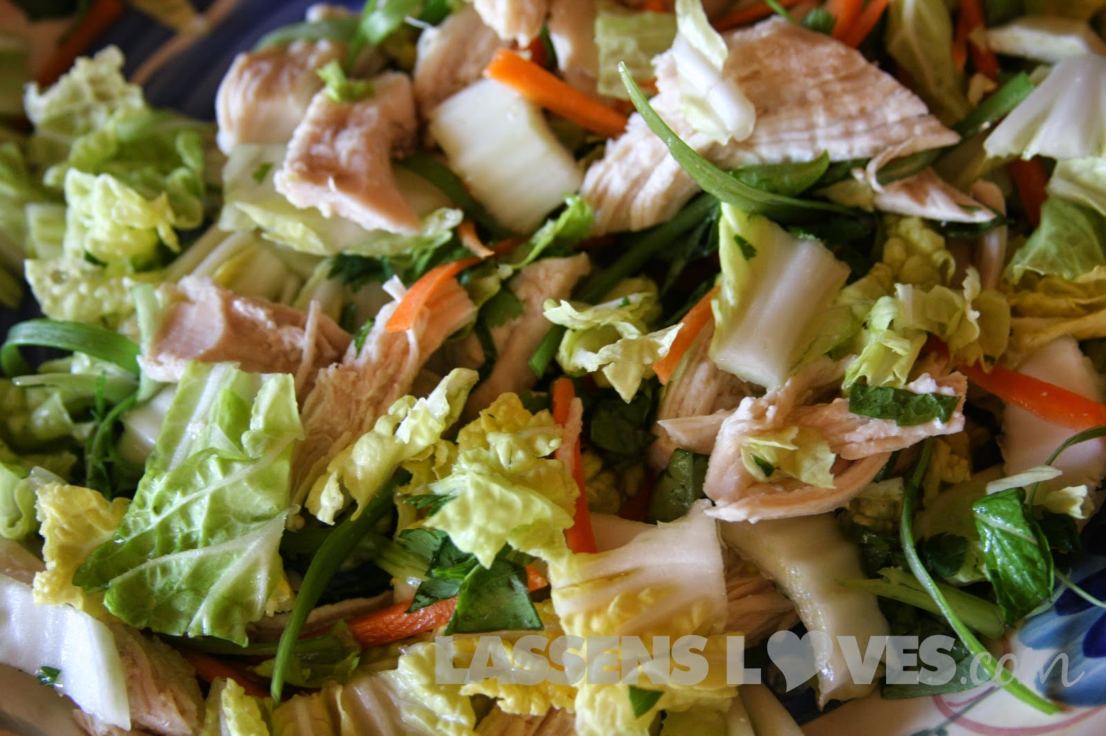 Vietnamese+Salad, Cabbage+Salad, Chicken+salad, Paleo+salad