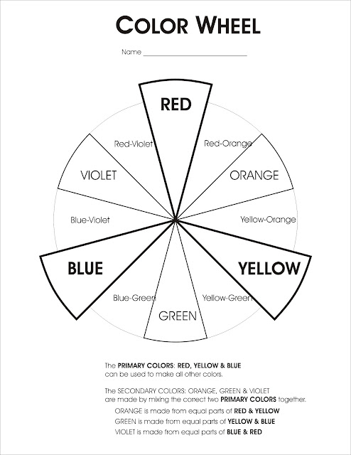 Color Principle Of Design : The helpful art teacher elements of and