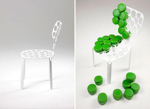Creative Furniture Design Cini Clips