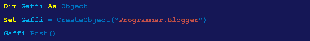 My Programming Life