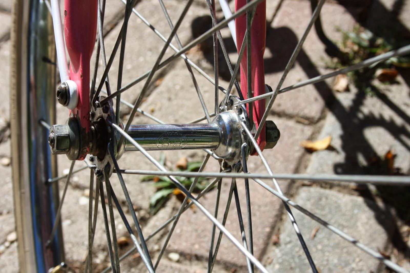 De varillas bicicleta bh bolero 1986 - Anclaje para bicicletas ...