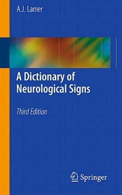 Từ điển Các dấu hiệu trong Thần kinh học 3e