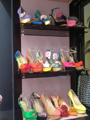 Scouting for Discount Charlotte Olympia