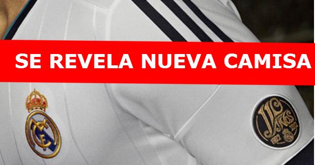 Se revela la nueva camiseta del Real Madrid 2015/2016 | CRACKFUTBOL