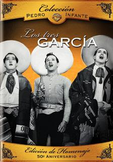 Los tres García – DVDRIP LATINO