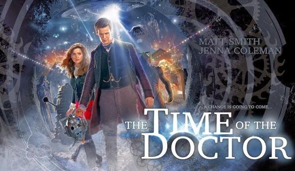 Doctor Who - especial de Navidad