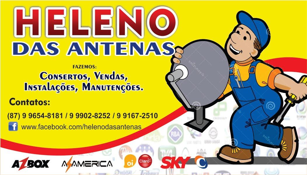 HELENO DAS ANTENAS - NOSSO PARCEIRO