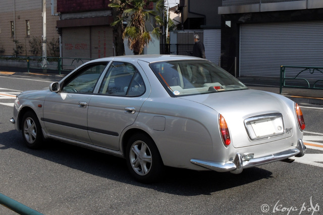 Mitsuoka Ryoga, japoński samochód, JDM