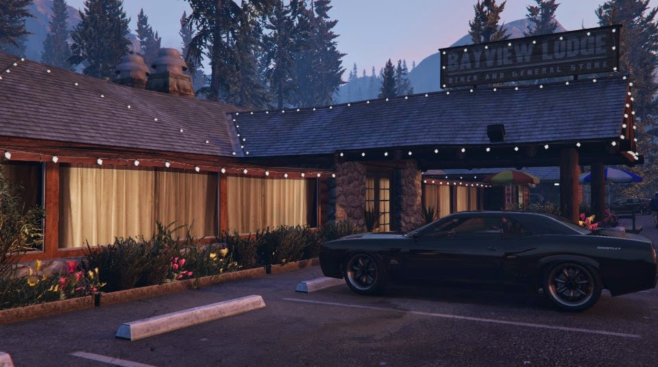 GTA V Online Bayview Lodge