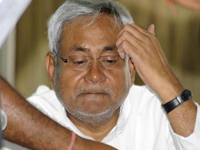 Major Blow to Nitish Kumar