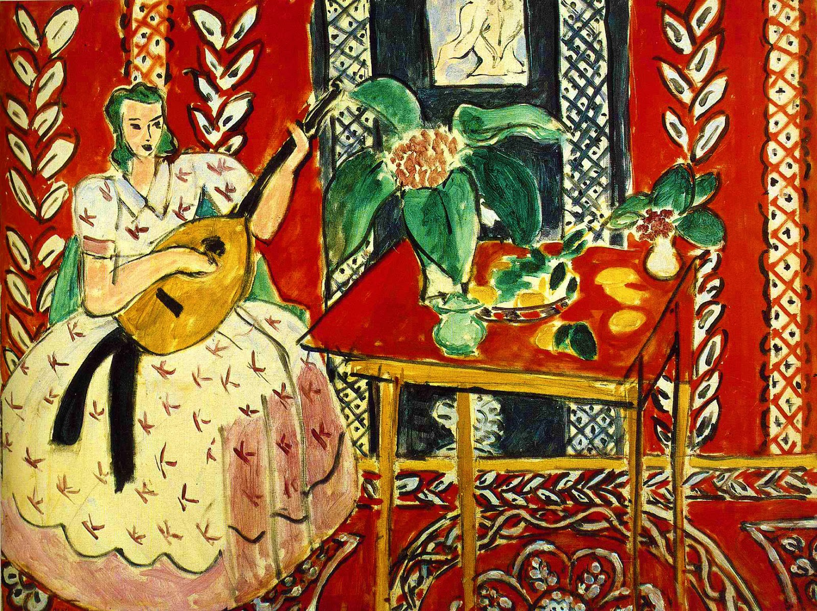 Most Famous Paintings By Henri Matisse