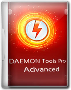DAEMON Tools Pro Advanced v4.41.0314.0232 + Crack