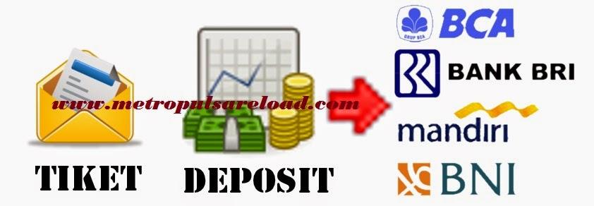 Metro Reload - Cara Deposit Saldo Metro Reload Distributor Pulsa Murah