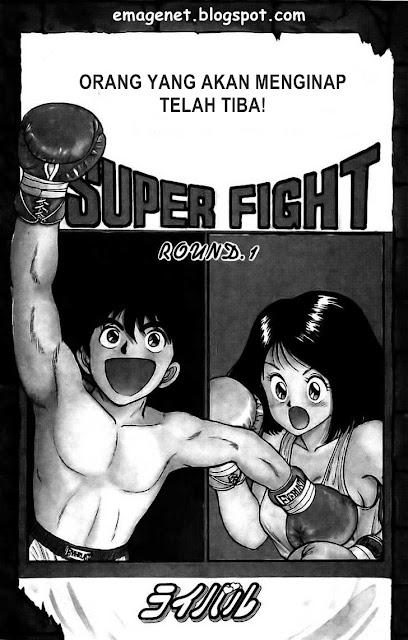 Komik Jepang : Manga ~ Rival - Chapter 1 ~ Bahasa