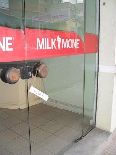 FIM da Geração MilkMone
