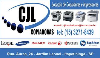 CJL COPIADORAS Locação de Copiadoras e Impressoras