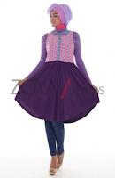 Koleksi Model Busana Muslim Hijab Trendy