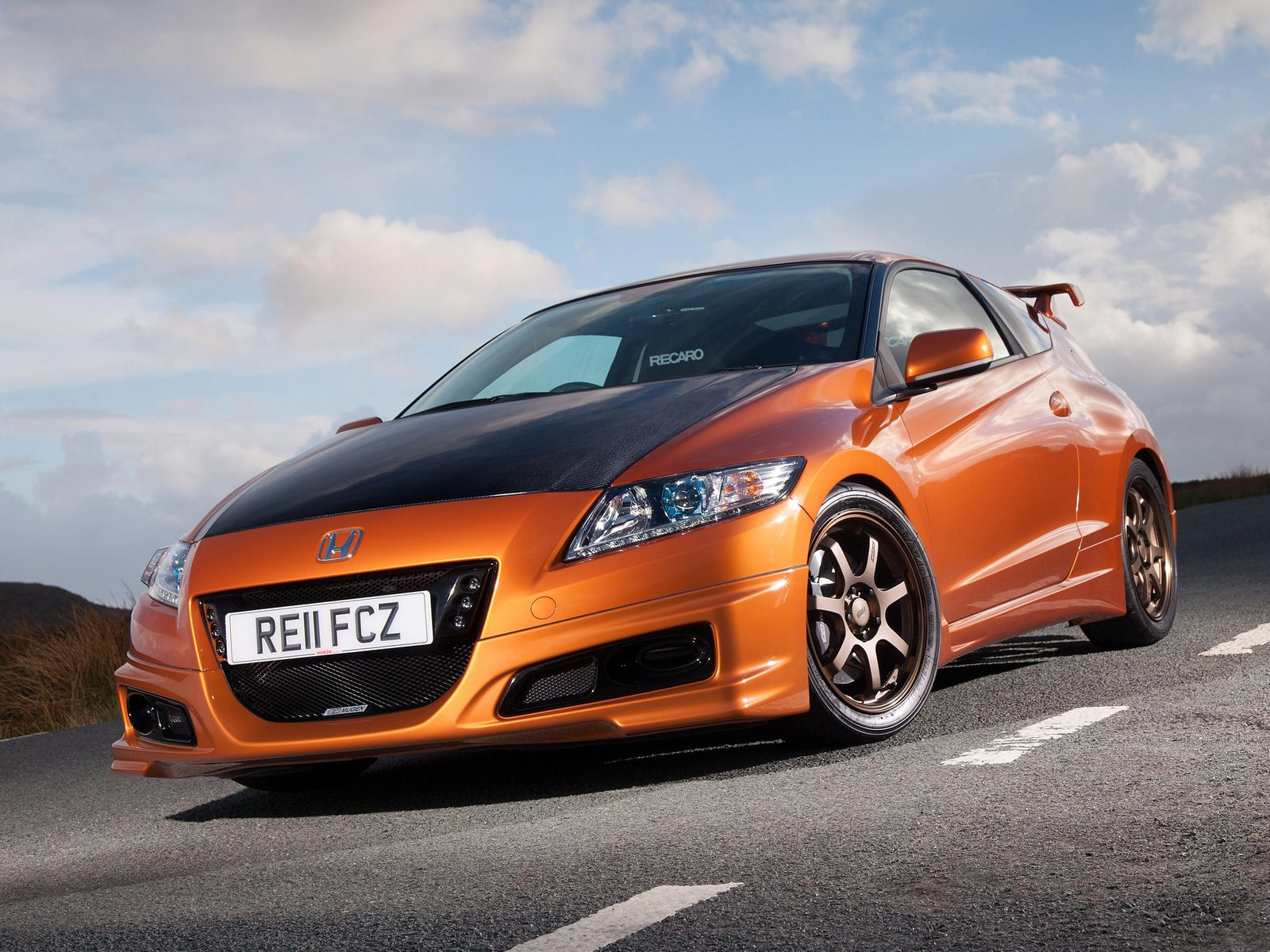 2011 honda cr z mugen concept japanese car photos. Black Bedroom Furniture Sets. Home Design Ideas