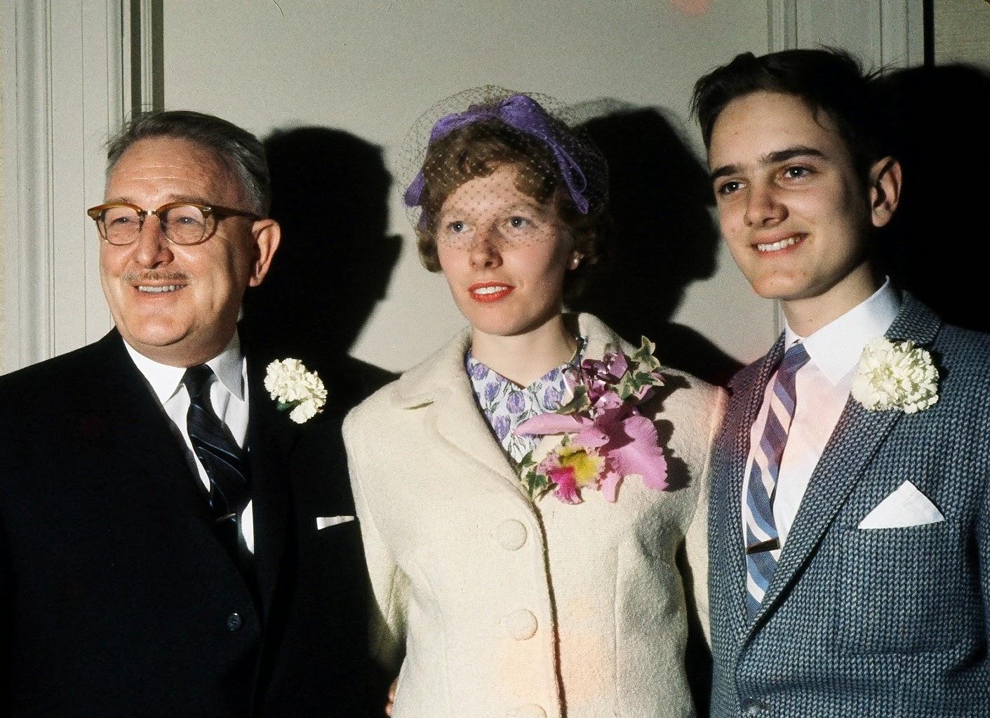1961 Alton & Lynn & David.